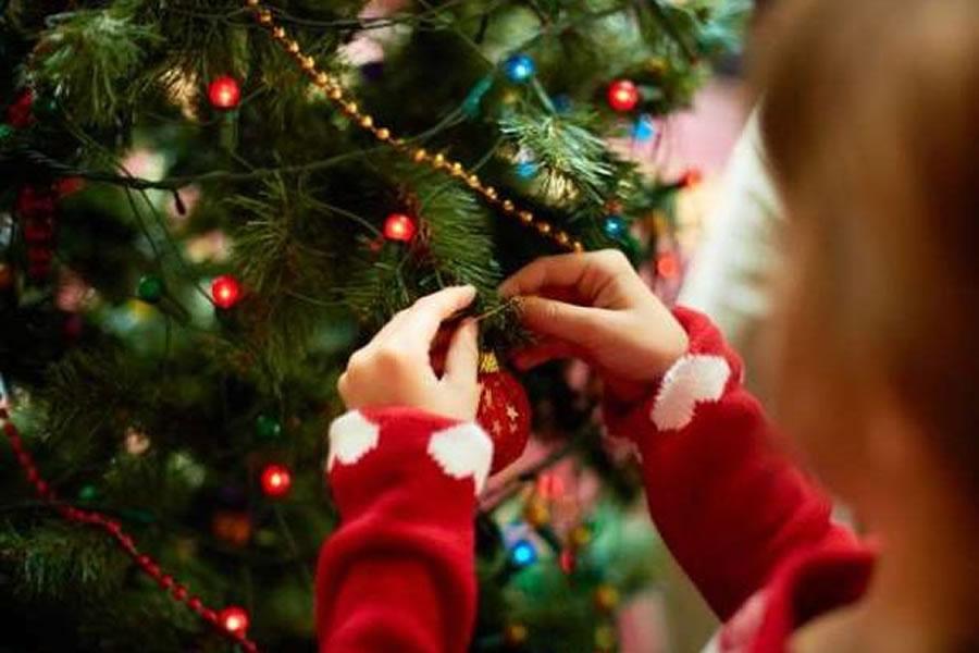 Χριστουγεννιάτικη εκδήλωση για παιδια Νέο Χωριό Πάφος 1